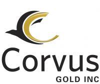 Corvus Gold Logo