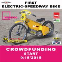 Erstes Electric-Speedway Motorrad von Eliseo Hummer