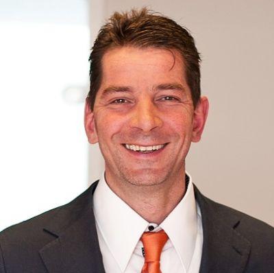Marcus Reiner, Geschäftsführer der peopleAG