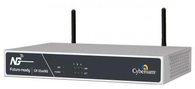 Cyberoam bringt neue UTM-Appliance CR10wiNG auf den Markt.