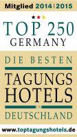 Das Hotel Maximilian in Bad Griesbach ist unter den Top 250 Tagungshotels in Deutschland