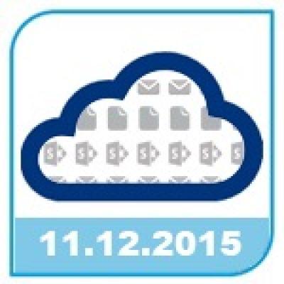 dataglobal veranstaltet einen Webcast zum Thema Cloud Storage