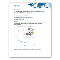 IDC MarketScape nennt Deltek einen Leader für SaaS- und Cloud-PSA-ERP-Lösungen