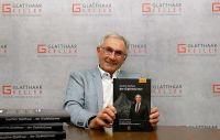 Der Gipfelstürmer: Glatthaar-Keller-Gründer Joachim Glatthaar veröffentlicht seine Biographie