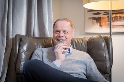 Dr. Gerrit W. Hartung, Gründer und Geschäftsführer der Dr. Hartung Rechtsanwaltsgesellschaft aus Mönchengladbach