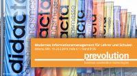 didacta: Prevolution präsentiert modernes Informationsmanagement für Schulen und Lehrer