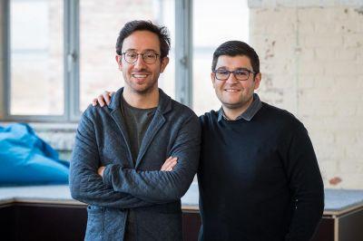 Johannes Matthias (CEO) und Nadim Iraki (CFO) von crowdheroes