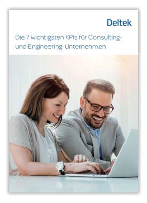 Whitepaper von Deltek nennt die 7 wichtigsten KPIs im Projektgeschäft