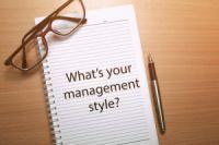 Was ist Ihr Führungsstil?