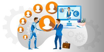 Digitaler Doppelgänger übernimmt Kundengewinnung und -Bindung für Finanzdienstleister