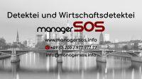 Diskrete Problemlöser - Detektei und Wirtschaftsdetektei ManagerSOS - Detektiv Frankfurt