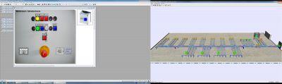 Bildschirmansicht Emulation