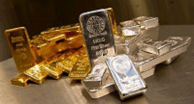 Gold und Silber