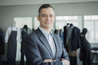 Rolf Slickers, Geschäftsführer der Servitex GmbH