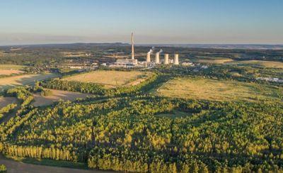 Das Projektgebiet in der Tschechischen Republik; Foto: Euro Manganese Inc.