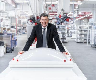 Freut sich über den neuen Eigentümer: Geert Kessels, Geschäftsführer der JET-Group.