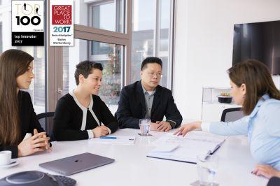 Eventus eG ist top Arbeitgeber 2017
