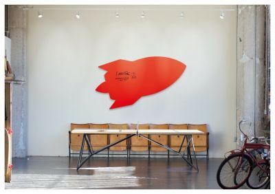 ReStart21 - das limitierte Design-Whiteboard für Empfang. Büro. Meetingraum.