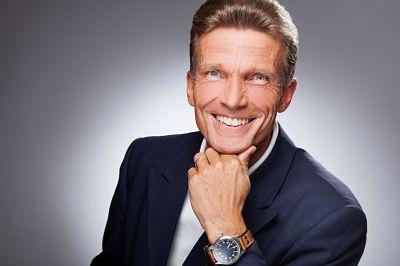Haimo Wassmer, Finanz-Analytiker und Eigentümer von Wassmer Wealth Management aus Bochum