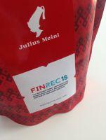 FINREC'15: mit eigener Kaffeekreation von Mymeinl.com