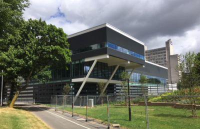 Das GEIC an der University of Manchester; Foto: First Graphene