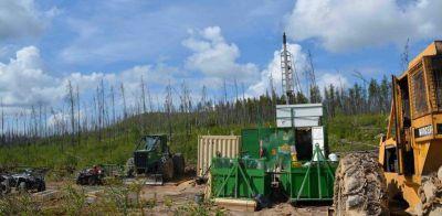 Fission Uranium Drilling at PLS