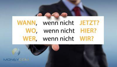 Besuchen Sie uns Online auf www.money-com.de