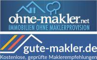 Die Portale ohne-makler.net und gute-makler.de