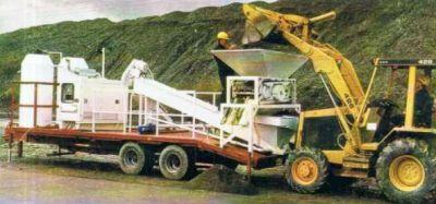 MOBIL SOIL CLENANIG MACHINE-MSCM-Bodenreinigungsmaschine