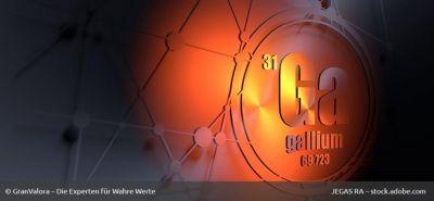 Germanium und Gallium: Technologiemetalle für den 5G-Ausbau