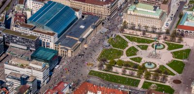 Deluxe-Immobilien in der Metropole Stuttgart werden sehr gut nachgefragt