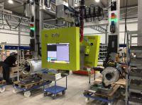 Gigantische Steigerung der Produktivität durch optimierten Materialfluss