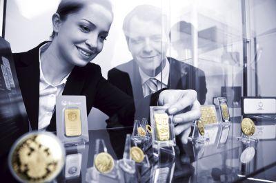 Persönliche Beratung von Edelmetallen für private und institutionelle Anleger / philoro EDELMETALLE GmbH/ Stefan Beyer