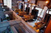 Generatoren für Goldproduktion - Caledonia Mining
