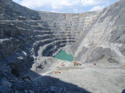 Troilus Mine - Sulliden Mining Capital