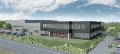 Weltweit führender LED-Licht Hersteller, Grote Industries, expandiert nach Bogen bei Straubing.