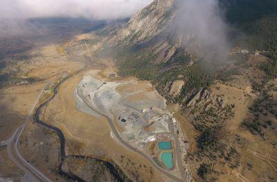 Die Stillwater-Mine; Foto: Sibanye Stillwater