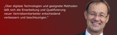 Jürgen J. Hammer, Inhaber von quotaplus