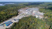 Harte Gold gießt erste Barren auf der Sugar Zone-Mine!
