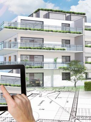 Confianza plant große Objekte in Teileigentum zu errichten