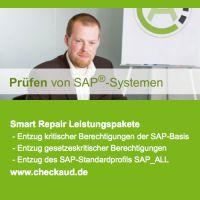 SAP-Berechtigungsprüfung im Schnelltest