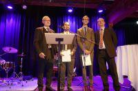 IfKom: Daniel Dzibela und Johannes Reschke sind die diesjährigen IfKom-Preisträger an der Ostbayerischen Techn