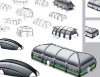 Kälte-und wärmeisolierte Zelte - die Zukunft des Freizeitparks - mobil und überall einsetzbar