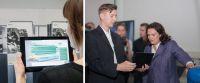 Bundesarbeitsministerin Nahles informierte sich zu Wissensvermittlung & Assistenz im Arbeitsprozess/Nutzungsrechte: Fraunhofer IGD