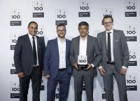 Ingpuls belegt Platz 1 beim TOP 100 Innovationswettbewerb