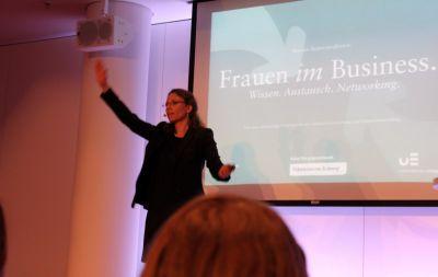 Simone Stargardt zum Thema unternehmerisches Denken