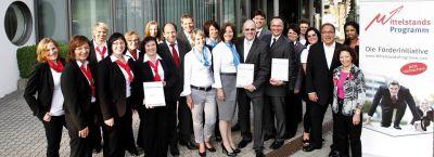 Attraktiv für die besten Mitarbeiter: Steuerkanzleien erhalten den Hauptförderpreis des Deutschen Mittelstandsprogramms.