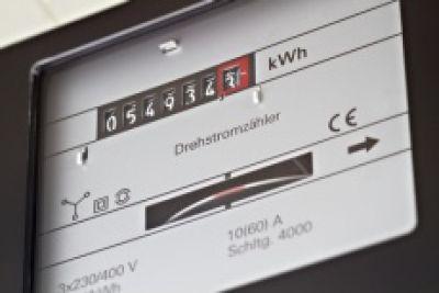 Ferraris Stromzähler