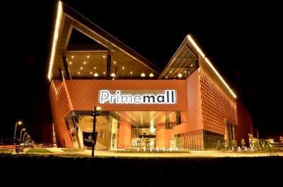 Beste Einzelhandels-Entwicklung 2013 in Europa: Prime Mall Gaziantep mit International Property Awards ausgezeichnet