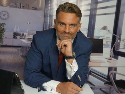 Referent, Trainer und Mentalcoach Carsten Somogyi